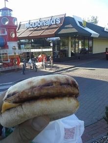 Darmowa kanapka McDonalds -  AKTUALIZACJA !!!
