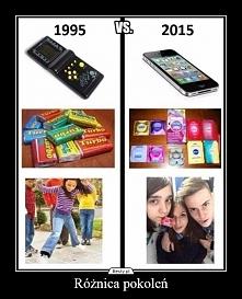 różnica pokoleń ...