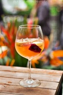 Plate of Joy - Owocowe orzeźwienie - pyszny drink na letnie wieczory!