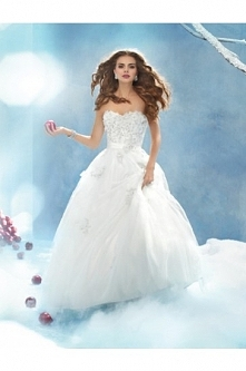 Alfred Angelo Wedding Dresses Style 207 Snow White