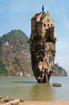 Castle House island, Dublin...
