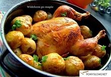 Kurczak wypchany pysznościa...