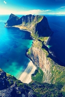The Lofoten Islands, Norwegia