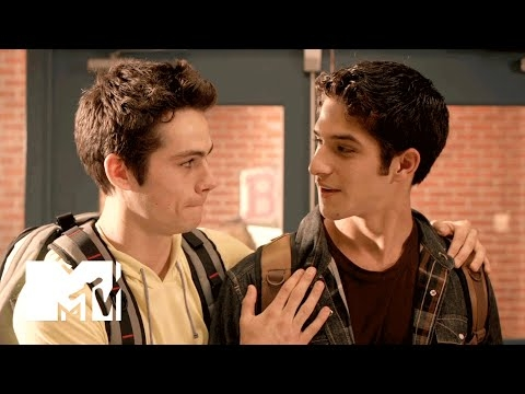 Teen Wolf | Road to Senior Year: Scott&Stiles | MTV  najlepszy bromance! <3
