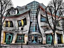 Krzywy Dom na sopockim Monciaku
