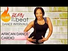 African Dance Cardio Workout- Keaira LaShae