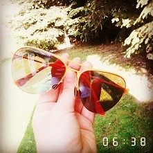okularki...