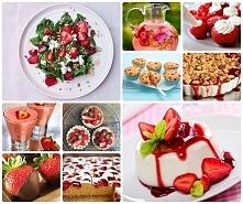 Sezonie truskawkowy, trwaj! Jaki jest najlepszy przepis na danie z truskawkami?