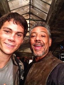 Dylan (Thomas) i Giancarlo Esposito (Jorge)
