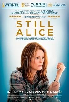 Still Alice. Życie dr Alice Howland (Julianne Moore), wykładowczyni Uniwersyt...