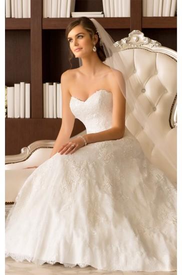 Essense of Australia Wedding Dress Style D1593