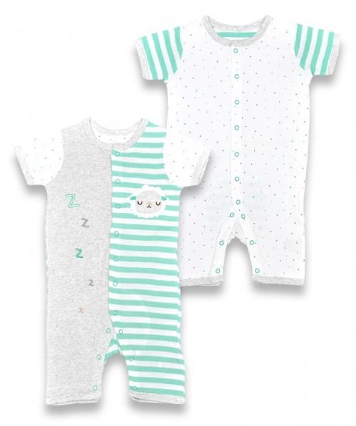 Kompletuję wyprawkę dla dziewczynek. Jesteście za jednakowym ubieraniem bliźniaczek, czy jednak nie? Mnie się podoba pośrednie rozwiązanie - jak w przypadku tych body - niby tak samo, ale jednak trochę inaczej :-)