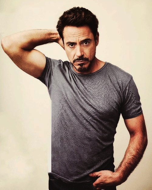 Robert Downey Jr. - Iron Man i Avengers