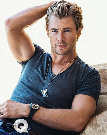 Chris Hemsworth - Thor, Avengers i Królewna Śnieżka i Łowca