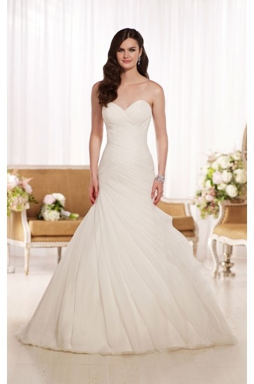 Essense of Australia Sexy Wedding Dress Style D1813