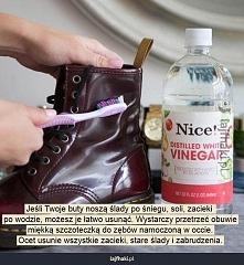 Czym czyścić skórzane buty?
