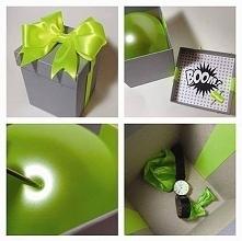 Ciekawy pomysł na prezent :D