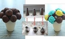 bukiet muffinkowy  Przepis po kliknięciu w zdjęcie! :)