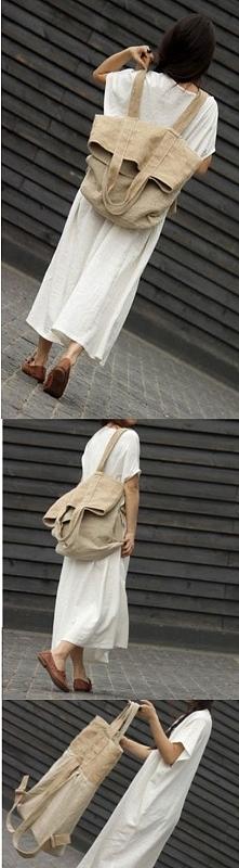 torebkolandia.com.pl  Handmade - krótka seria. Damska torba na ramię - bawełn...