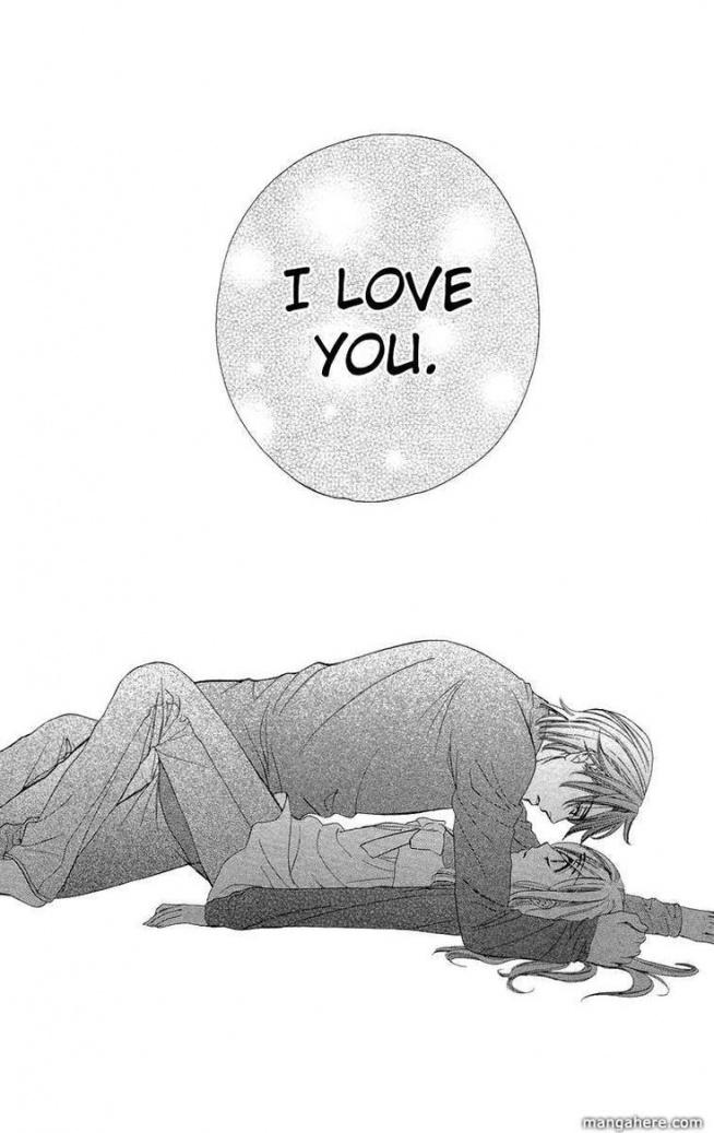 Hapi Mari/ Happy Marriage!? manga opowiada o Chiwie, która aby pomóc swojemu ojcu spłacić długi zgadza się wyjść za mąż za prezesa firmy, w której obecnie pracuje. On zgadza się na to, w przeciwnym razie jego dziadek odebrałby mu stanowisko. Oboje zmuszeni są zamieszkać ze sobą. Chiwa nie traktuje tego poważnie, ale jej mąż Hokuto, aby dotrzeć do swojego celu jest w stanie zmusić się do bycia mężem. W końcu oboje się w sobie zakochują i po wielu przeciwnościach zostają prawdziwym mężem i żoną.  Moja ocena: Ładna kreska, ciekawa historia i tajemnica. Szczęśliwe zakończenie i prawdziwa miłość. Josei jest dla dojrzalszych kobiet, można odetchnąć trochę po shoujo mangach i w końcu znaleźć jakąś w miarę normalną główną bohaterkę :) Warto przeczytać.