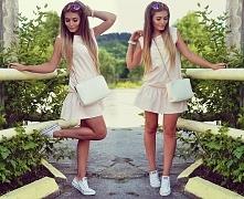 Sportowa sukienka z sercem ...