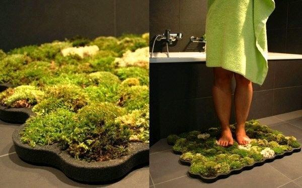 Dość nietypowy łazienkowy dywanik, jak Wam się podoba:)?