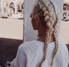 Piękny kolor włosów, a fryzura genialna. *_*