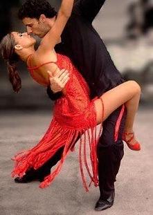 Taniec zmysłów..