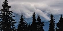 Góry i chmury *-* cudowne połączenie <3