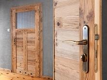 Drzwi wewnętrzne ze starego drewna, różne rodzaje.... ekskluzywnemeble.net