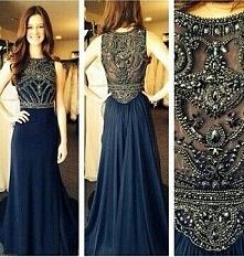 Co powiecie o takiej sukni ...