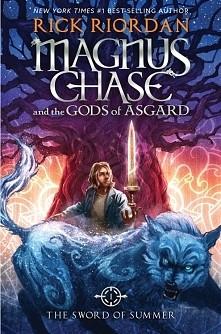 Magnus Chase i bogowie asgardu - Miecz Lata. Premiera przewidziana jest na październik 2015 roku. Kto już nie może się doczekać?