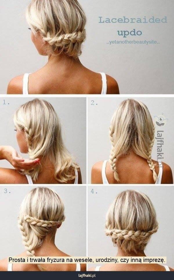 Fryzura Na Plaże Na Hair Zszywkapl