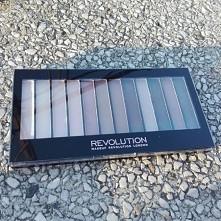 revolution nowe cienie w mojej kolekcji