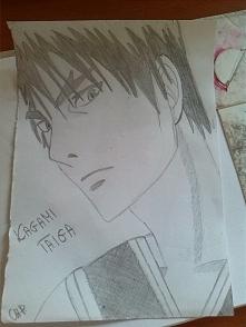Kagami Taiga- Dzieło headbanger777 :) Nieźle ci wyszło (tak powtarzam się XD) :)