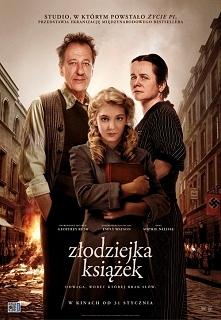 Drugi film to opowieść oparta na wyśmienitej książce Markusa Zusaka.Sam film ...
