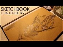 Sketchbook Challenge #7 Goblin Warrior