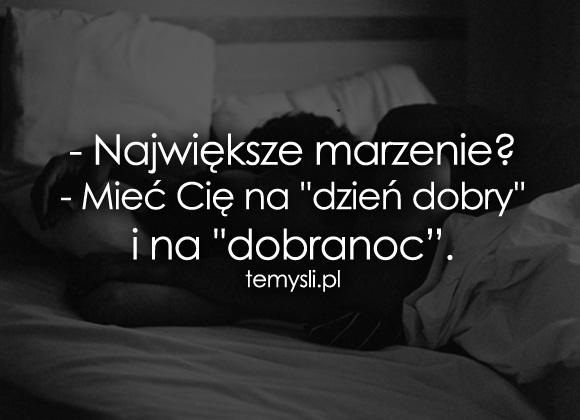 Dobranoc :*
