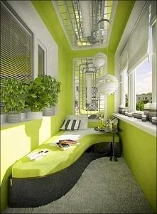 20 Świetnych pomysłów na zabudowę balkonu.