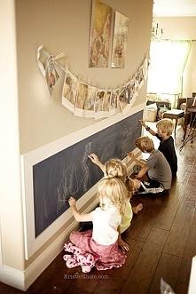 Miejsce do zabawy w domu - pomysły i inspiracje