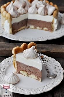 Lodowy tort semifreddo czek...