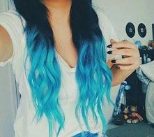 kolorowe włosy są super *.*