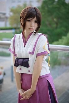 From the New World - Saki Watanabe Cosplay