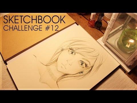 Sketchbook Challenge #12 Matilde
