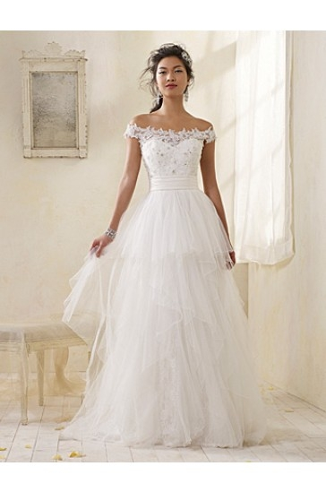 Alfred Angelo Wedding Dresses Style 8506