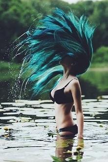 śliczne włosy,nieprawdaż ? *-*  Dziękuje,za odwiedziny ;)  Do jutra :*