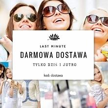 DARMOWA DOSTAWA na Signora.pl  Promocja trwa 24 h! Hasło: dostawa