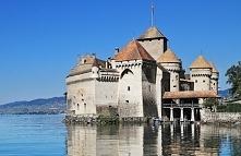 Zamek Chillon - Szwajcaria