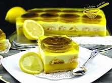 Cytrynowiec bez pieczenia♥