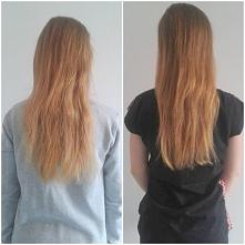 Gładkie włosy w 45 min. Zapraszam na bloga, wystarczy kliknac w zdjecie